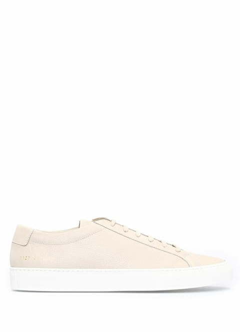 Common Projects Lifestyle Ayakkabı Bej